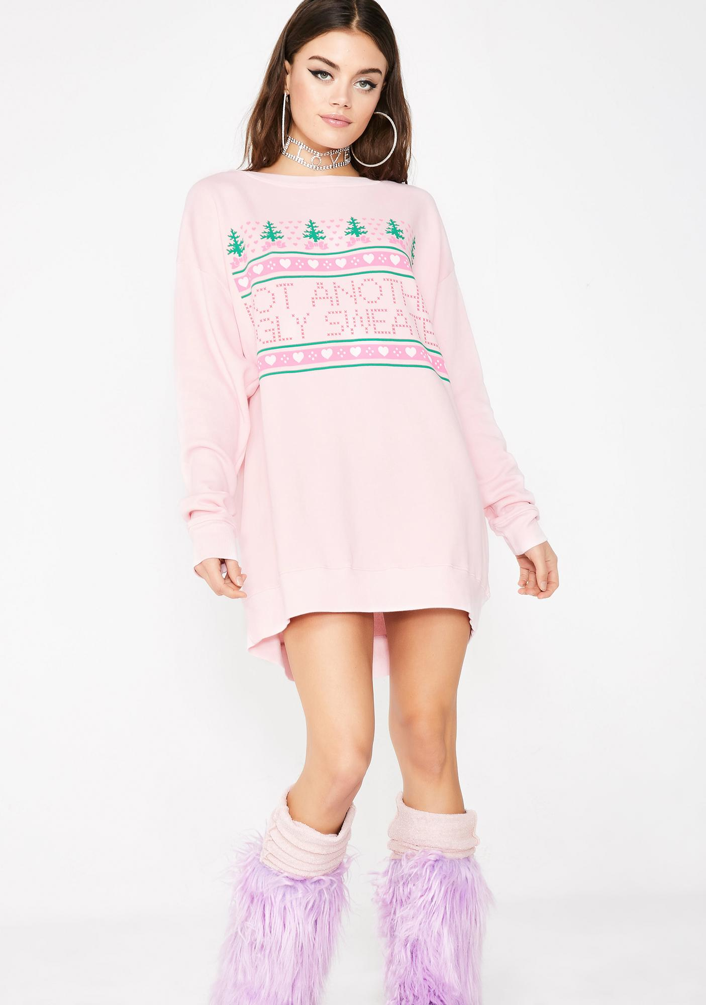Wildfox Couture Sweet Stitch Roadtrip Sweater
