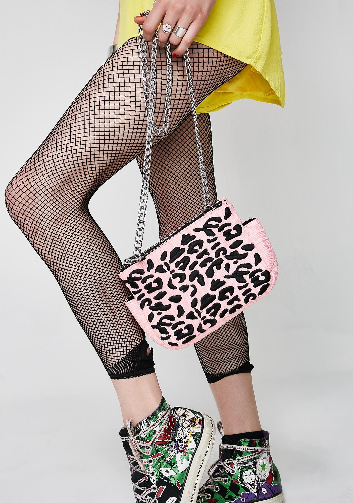 Skinnydip Leopard Picnic Crossbody Bag   Dolls Kill d8c5ff0e78