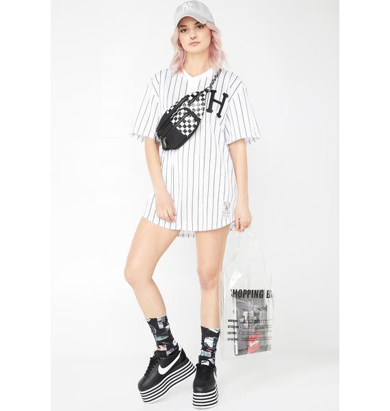 HUF Bronx Henley T-Shirt