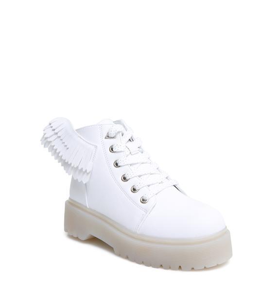 Y.R.U. Slayr Angyl Boots