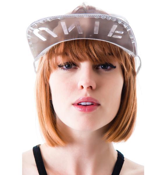 UNIF Vapor Hat - Clear