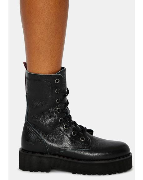 Mac Genuine Leather Boots