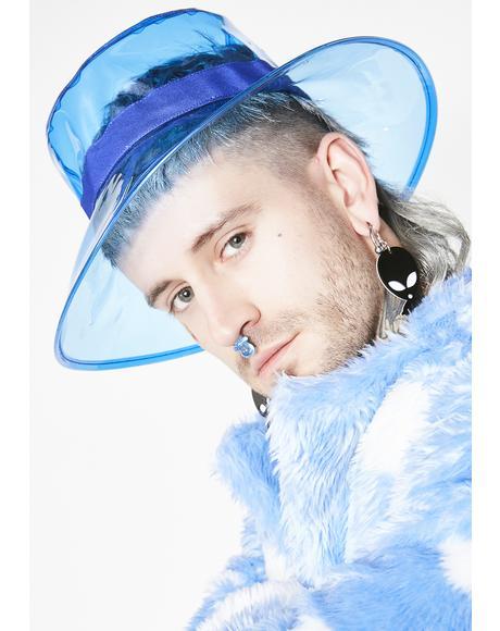 Sapphire Haze Spectrum Bucket Hat