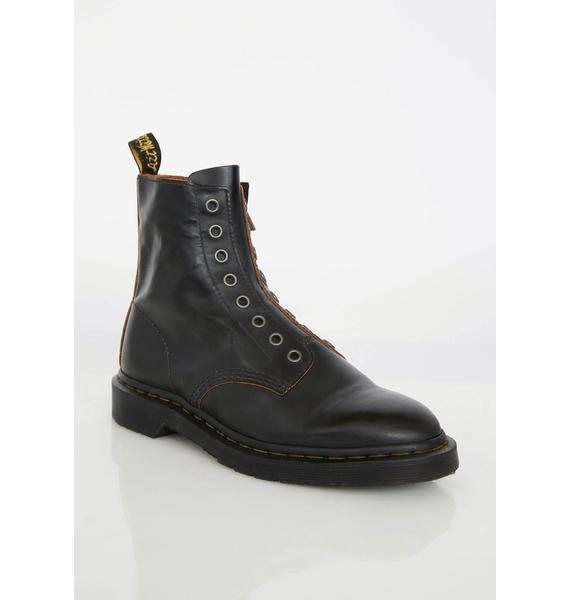Dr. Martens Onyx 1460 Laceless Boots