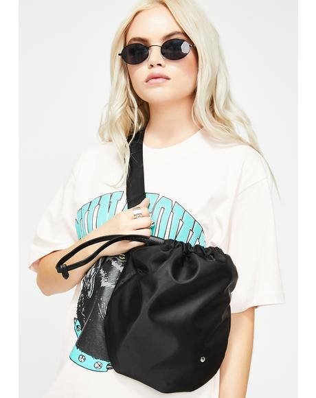 On The Block Bucket Bag
