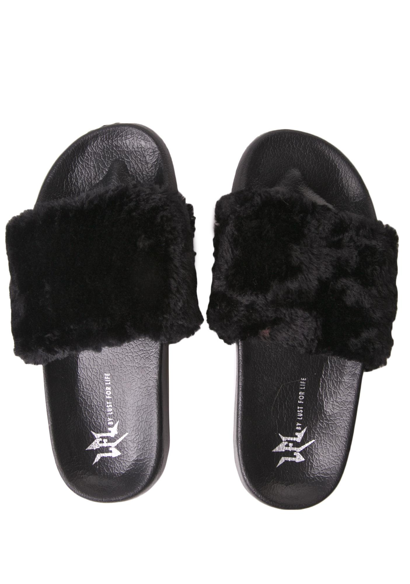 Lust For Life Major Fuzzy Slides