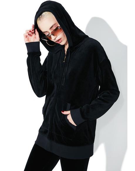 Beachwood Velour Jacket