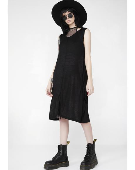 High Frequency Tank Dress