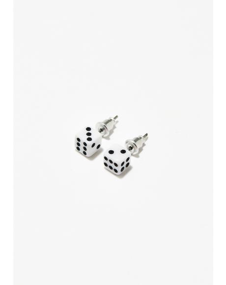 Roll The Dice Earrings