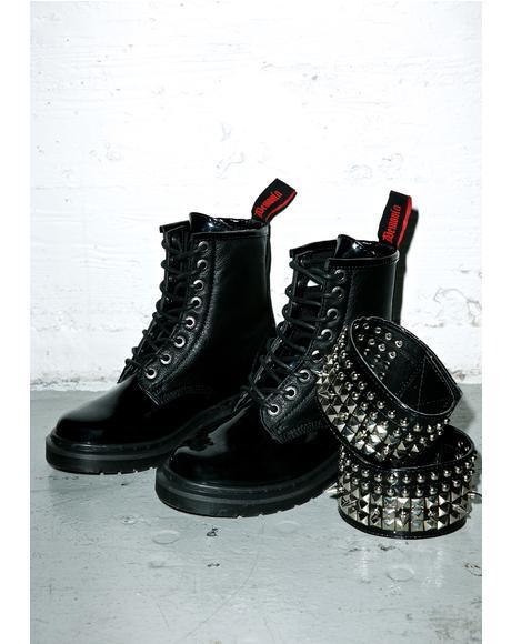 Phantom Ankle Boots