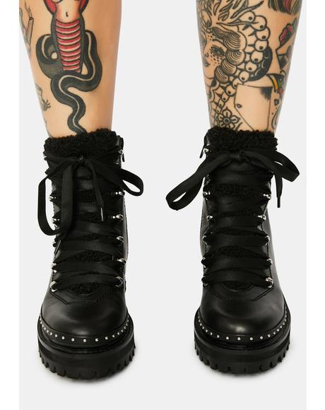 Rainier Moto Boots