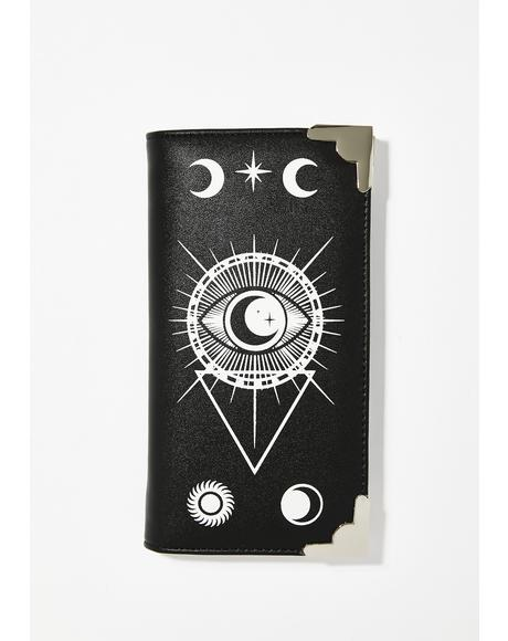 Astral Book Wallet