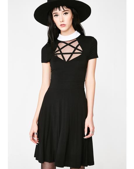 Hades Skater Dress
