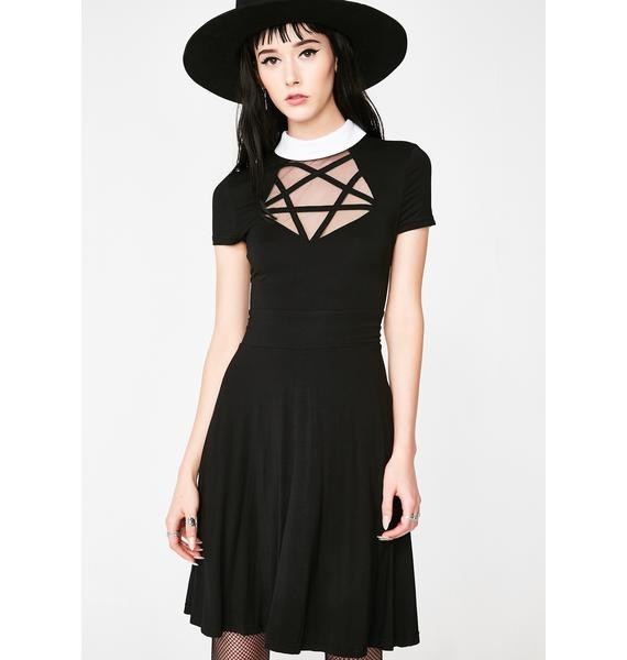 Killstar Hades Skater Dress