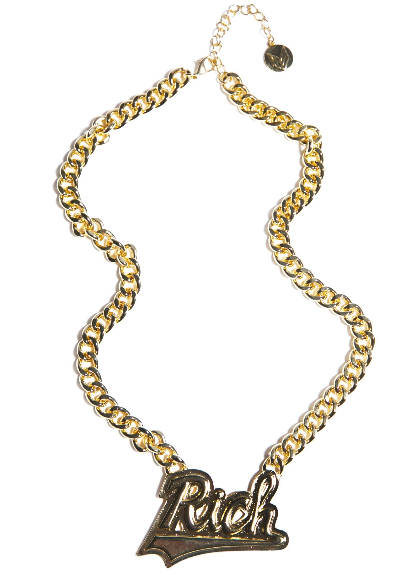 Joyrich Rich Necklace