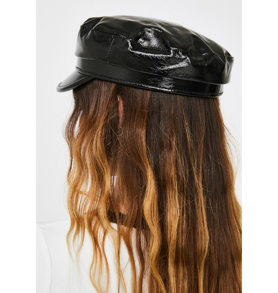 Wicked Boss Babe Conductor Hat
