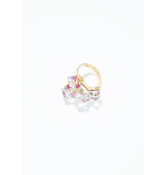 Luminous Stone Ring
