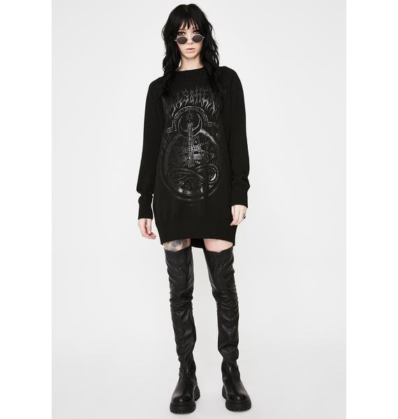 Killstar Spells & Hexes Knit Sweater