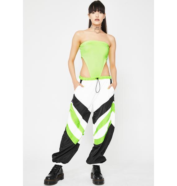 Bodak Explicit Edition Tube Bodysuit