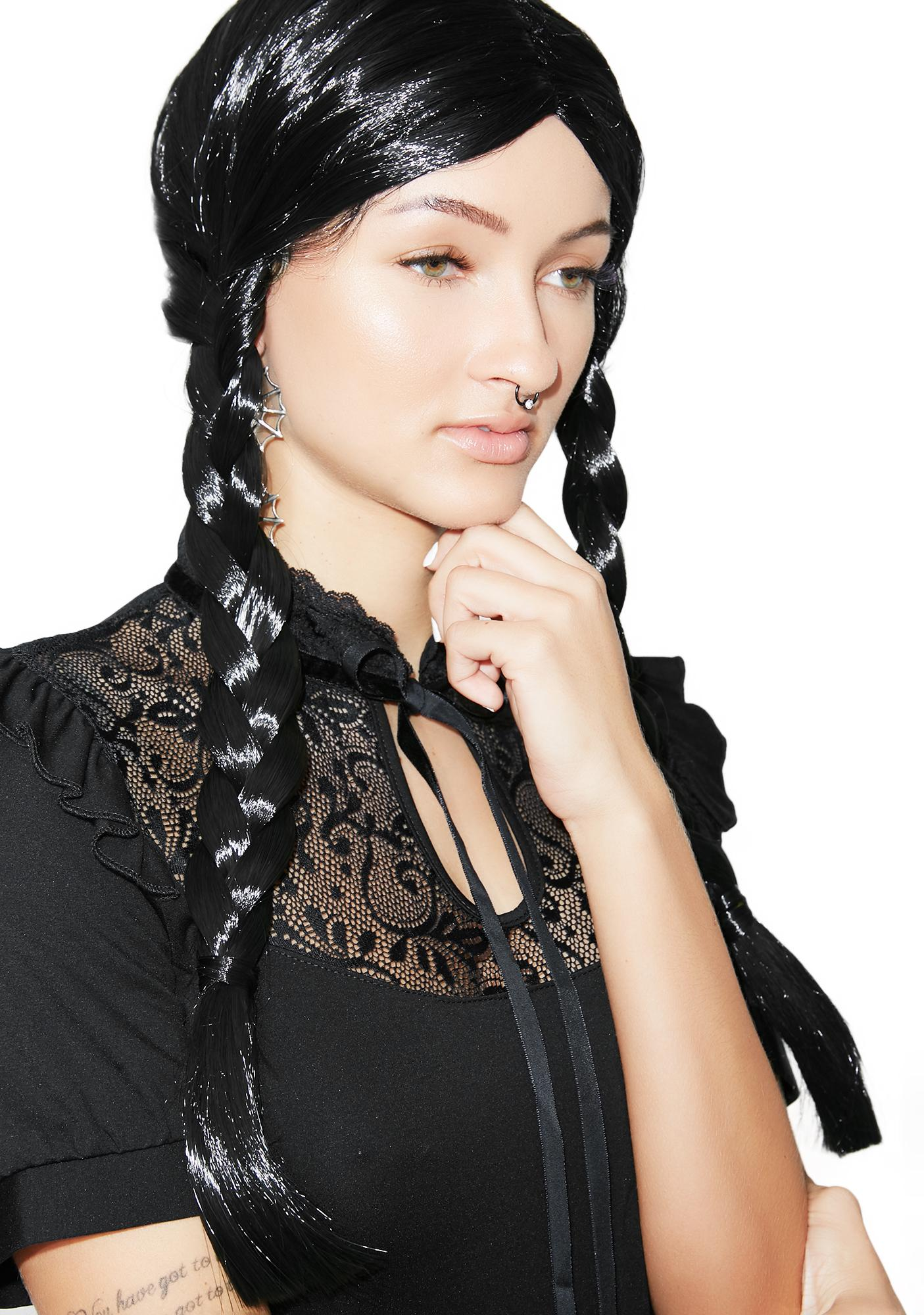 Dark-Sided Darling Wig