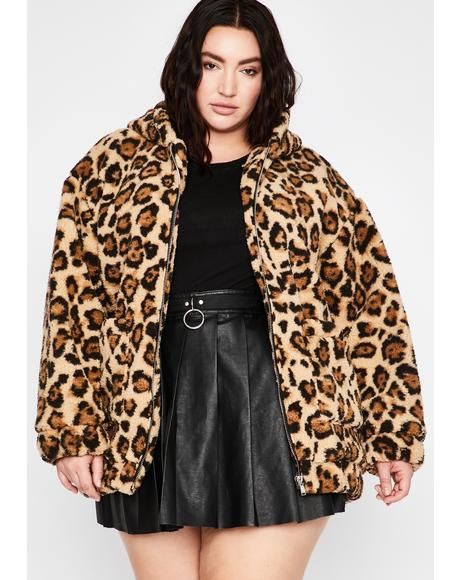 My Wild Side Faux Fur Jacket