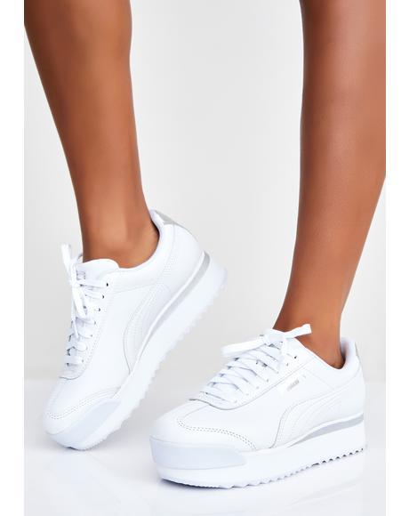 Roma Amor Platform Sneakers