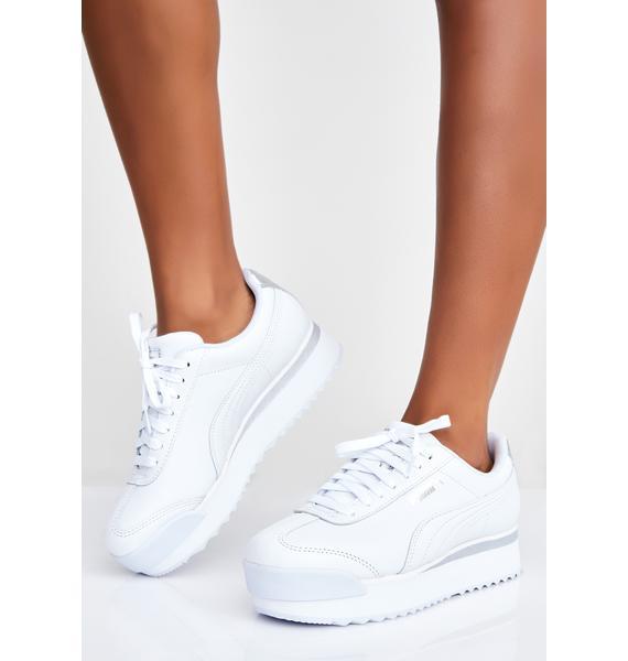 PUMA Roma Amor Platform Sneakers