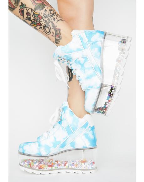 Qozmo Aiire Qloud Platform Sneakers