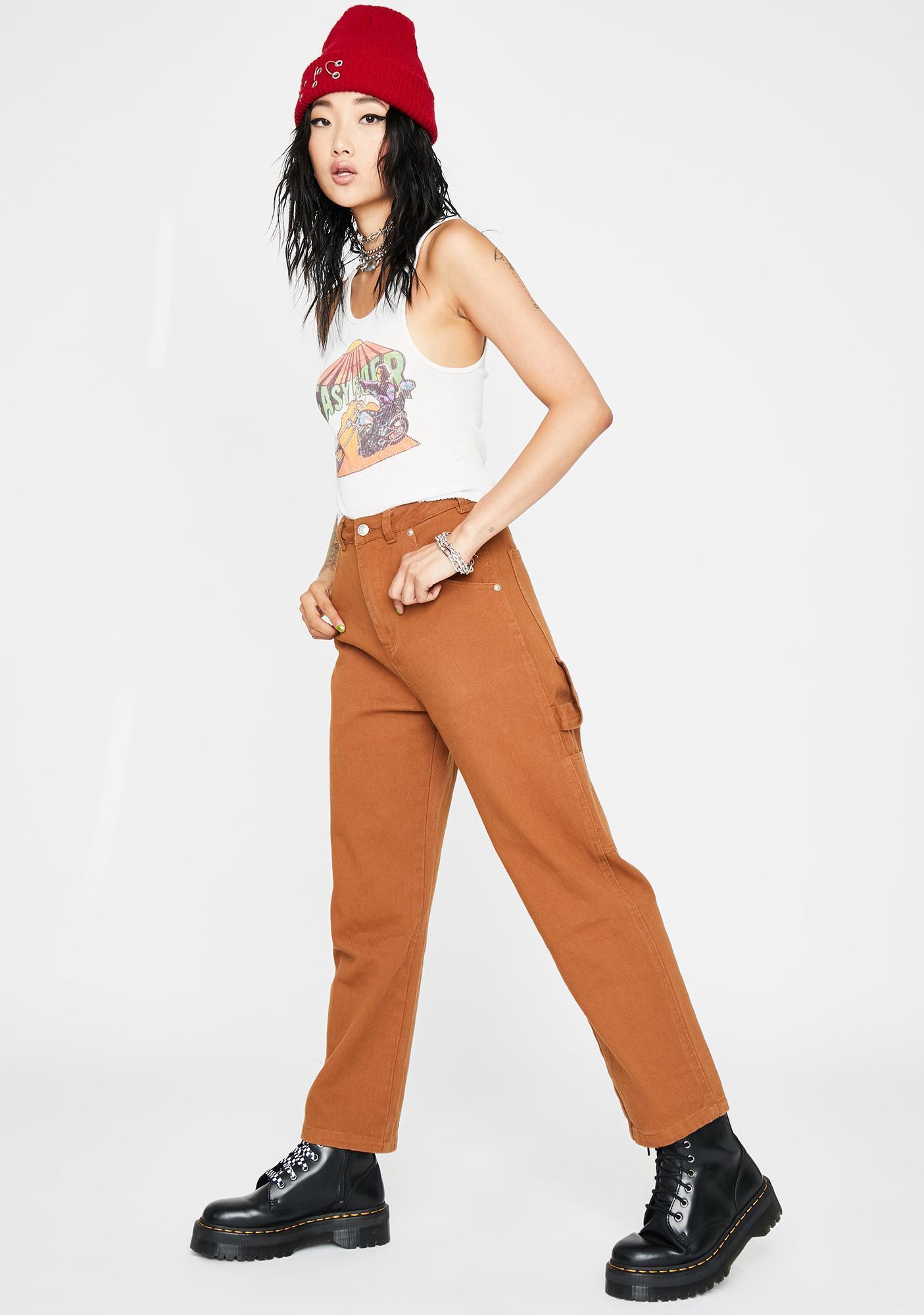 Hardly Workin' Carpenter Jeans