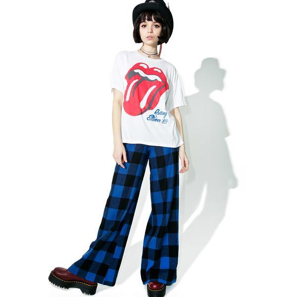 Vintage Rolling Stones '89 Tour Tee