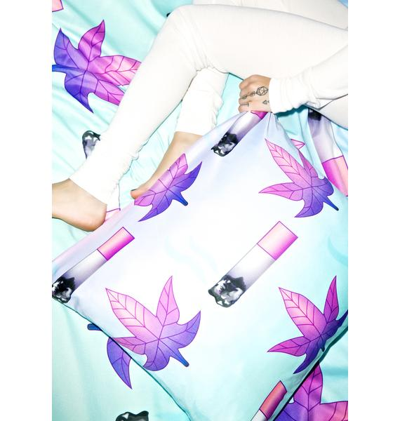 Sugarpills Up In Smoke Bedding
