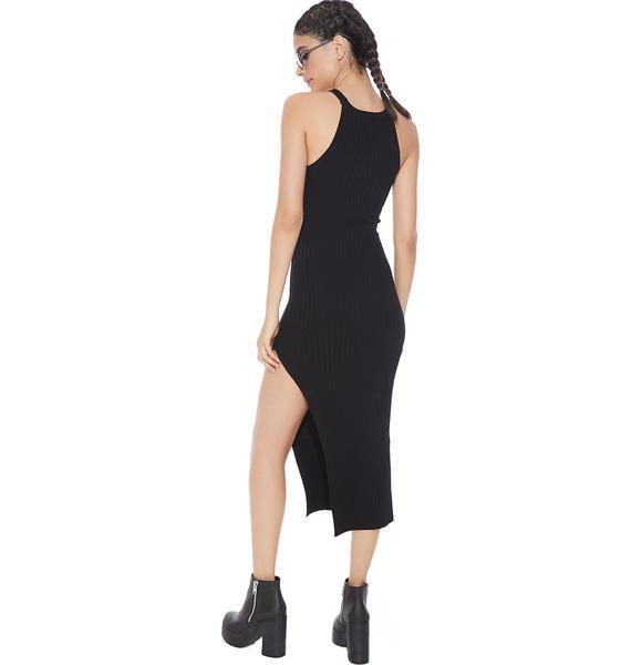 Class Act Midi Dress