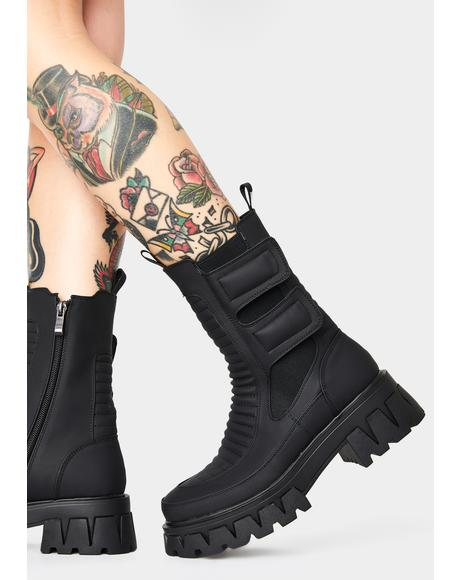 Vader Ankle Boots