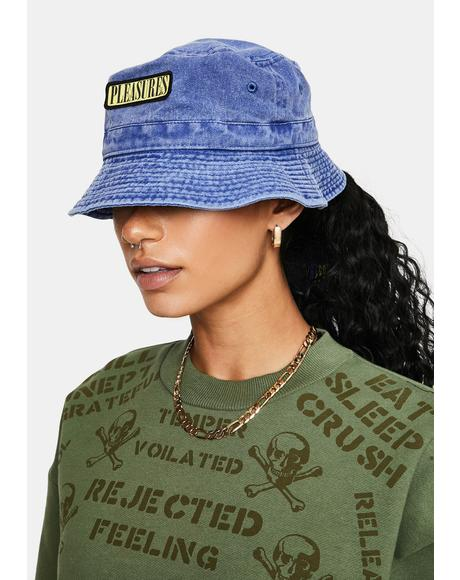 Spank Denim Bucket Hat