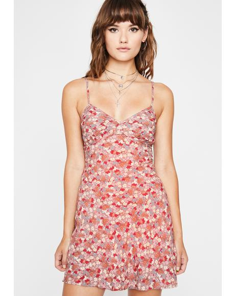Call Me Maybe Floral Dress