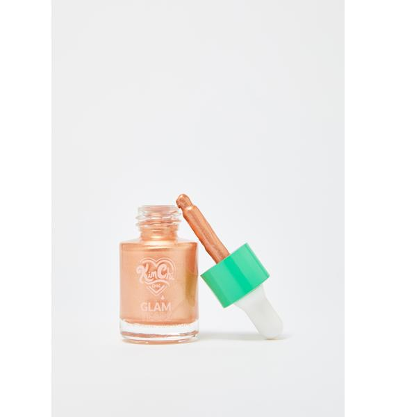 KimChi Chic Beauty Glam Tears Silk Liquid Highlighter