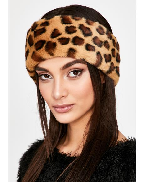 Sights Set Faux Fur Headband