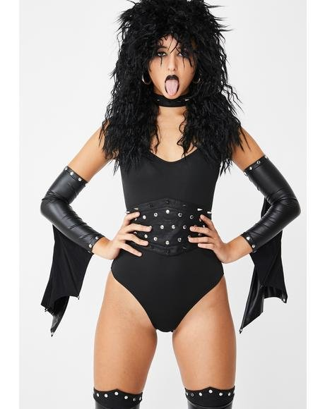 Lick It Up Costume Set
