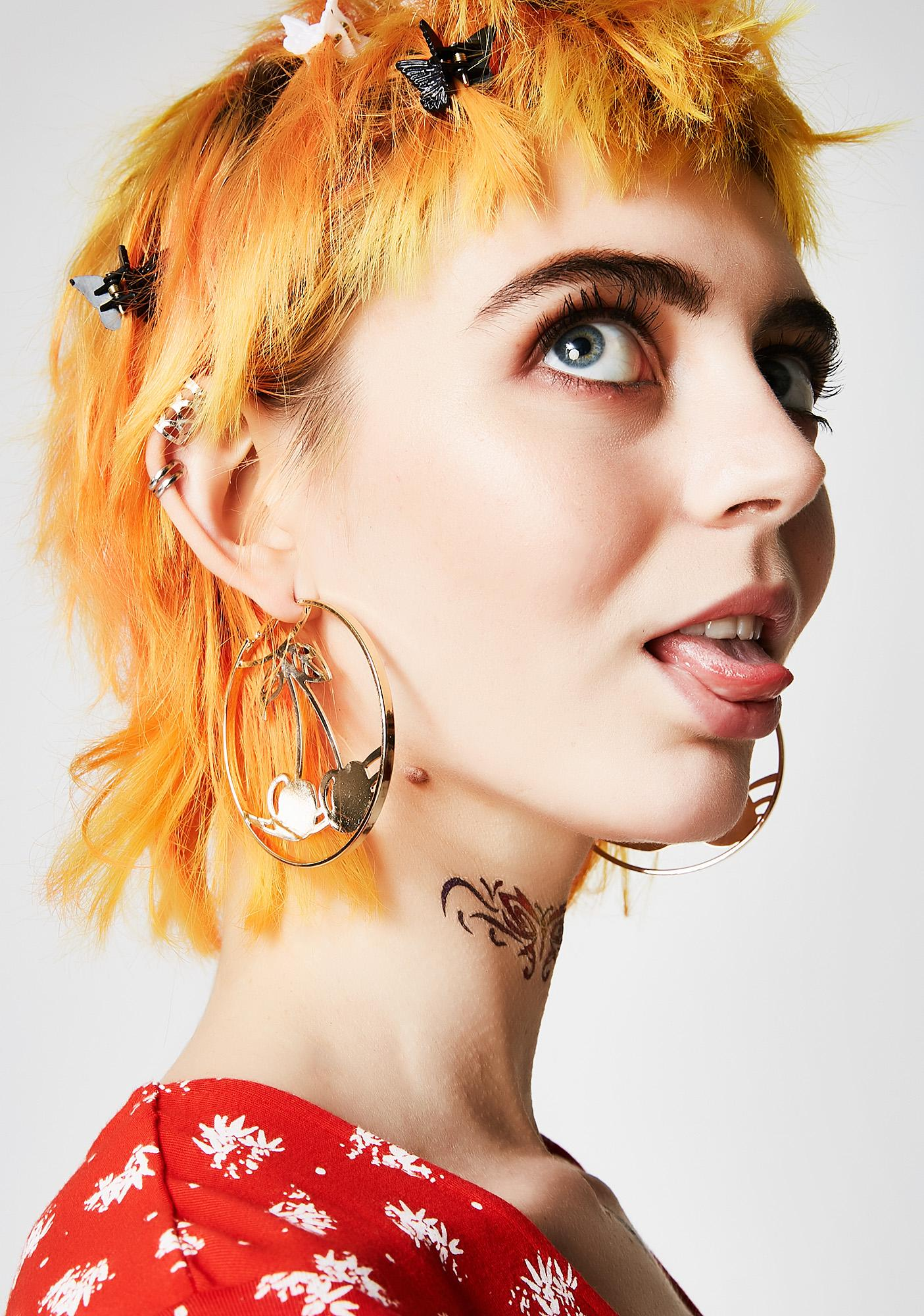8 Other Reasons Cherry Bomb Earrings