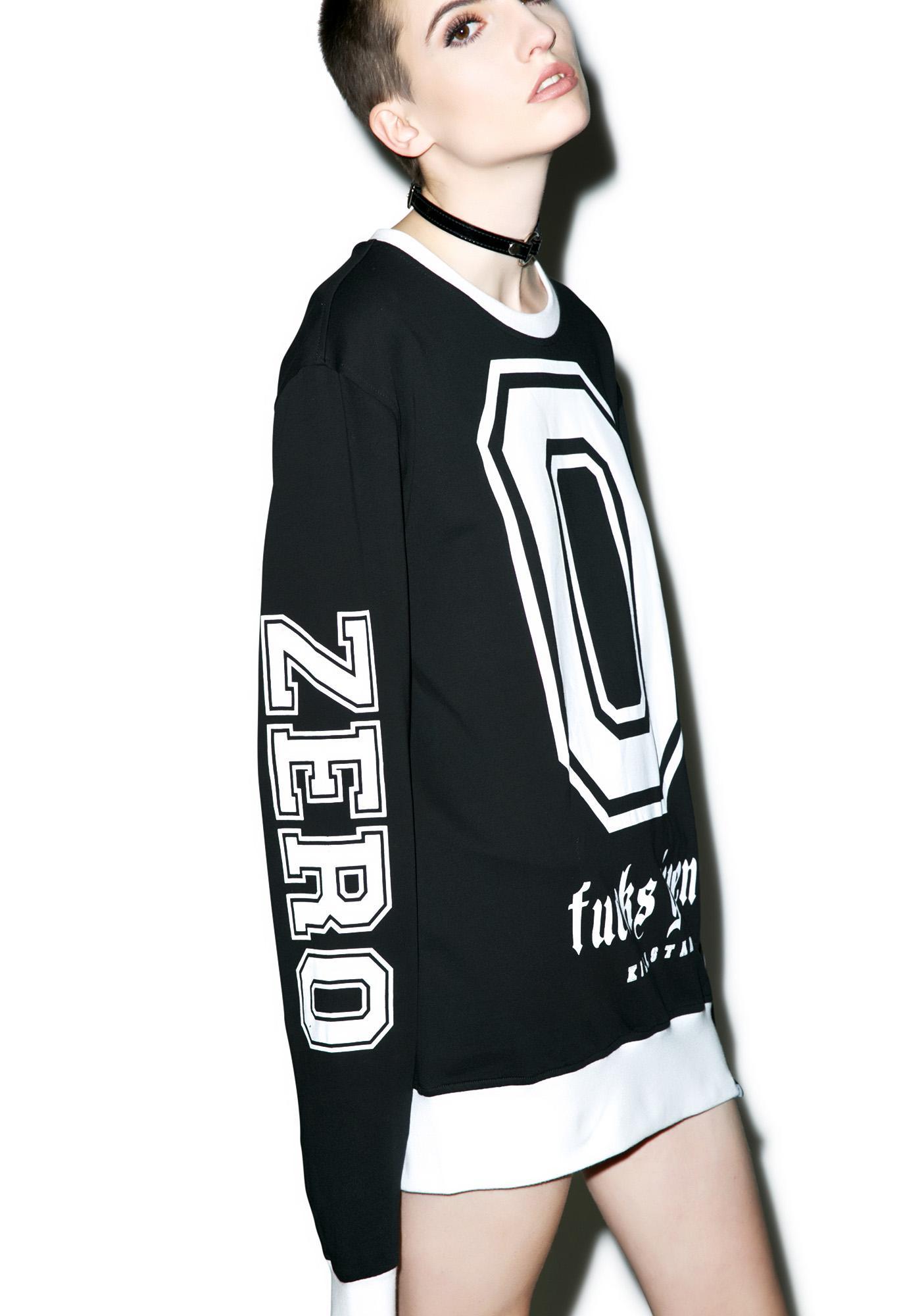 Killstar Zero Sweatshirt