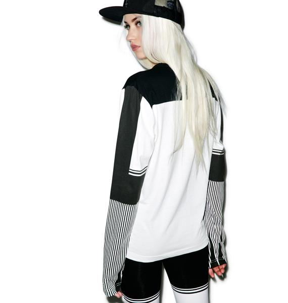 Black Scale Star Science Top