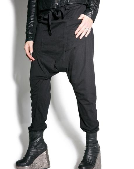 Voltage Dropcrotch Pants