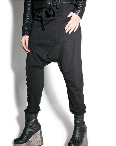 Voltage Dropcrotch Pants