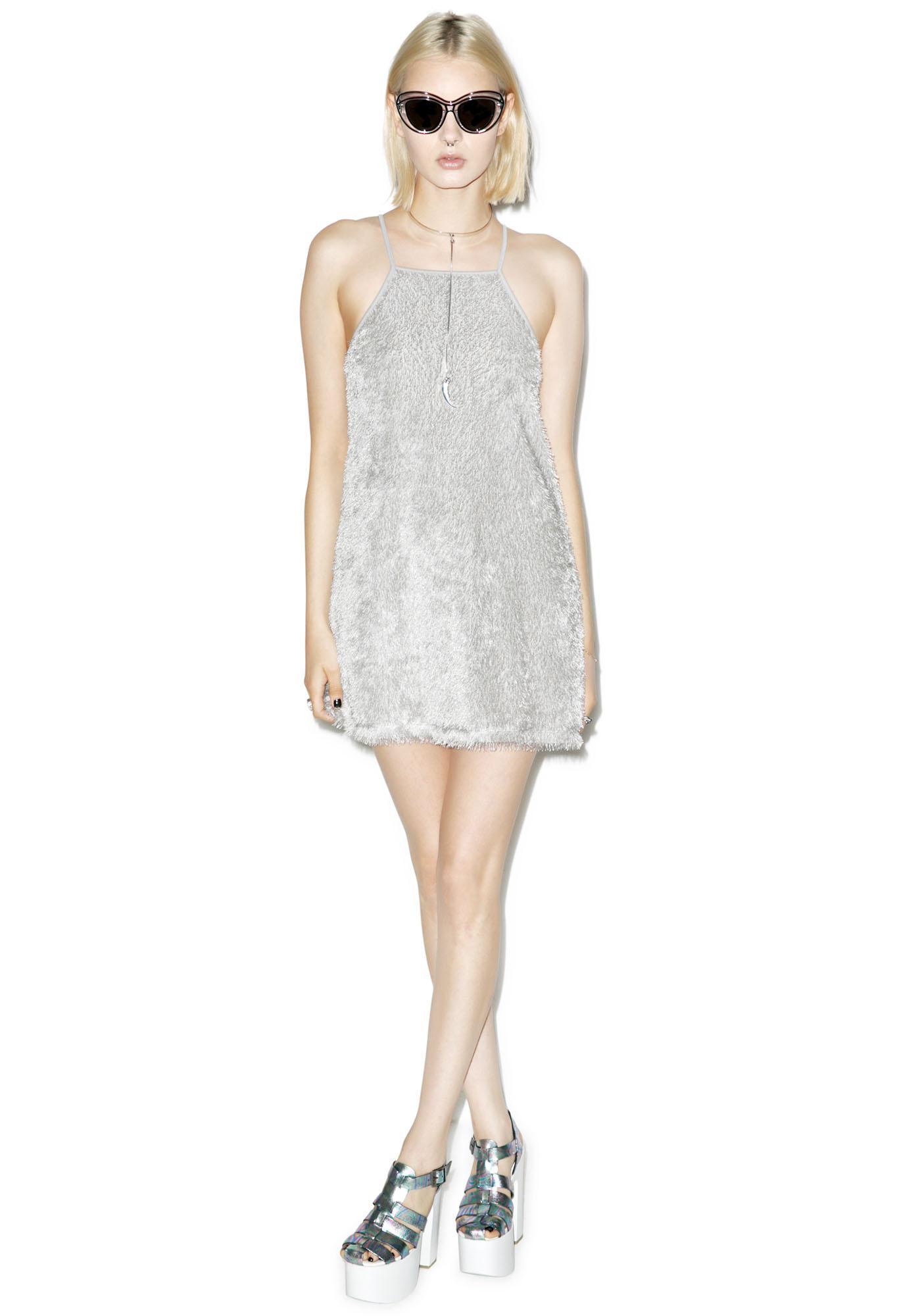 Motel North Fringe Dress