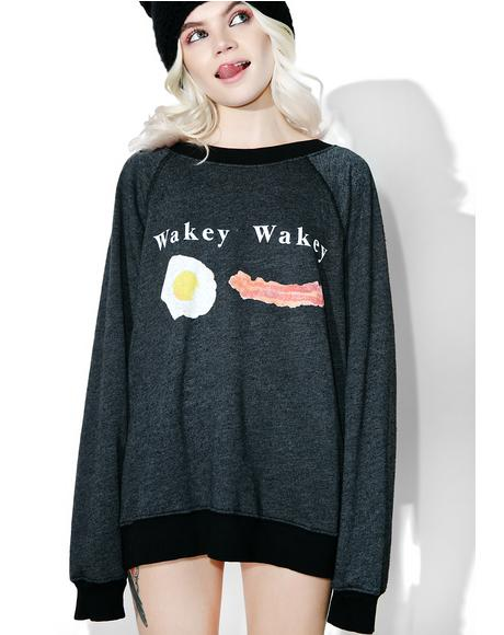 Eggs And Bakey Sommers Sweater