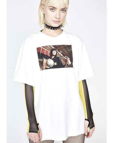 Kill Bill GoGo Chain Whip Tee