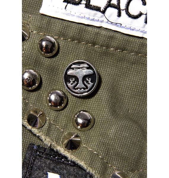Obey Circle 89 Pin