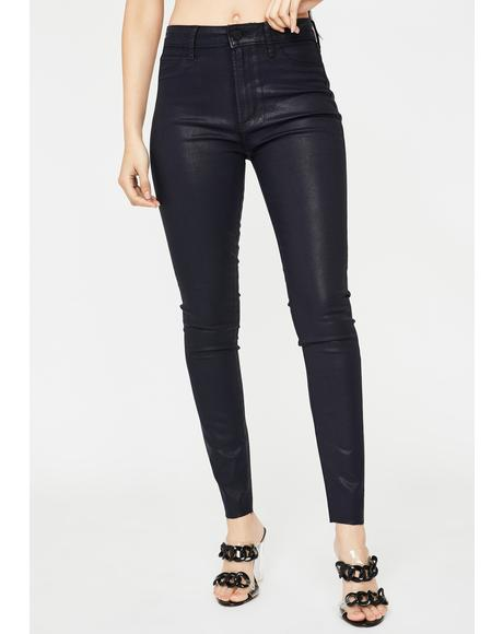 Marcy Hilary High Rise Pants
