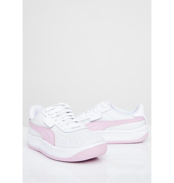 PUMA California Classic Sneakers