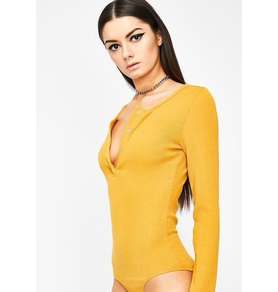 Bodak Halfpipe Honey Thermal Bodysuit